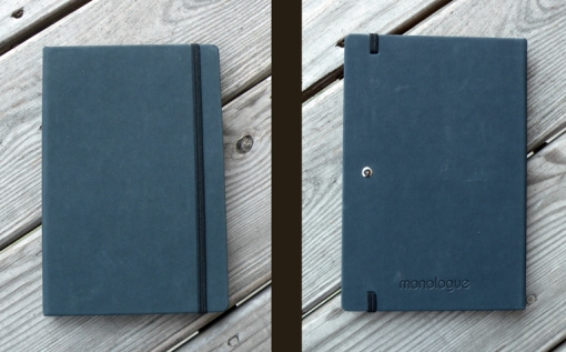 Front and back. Allegedly this is a blue cover, navy more like. That kind of navy you keep thinking is black until you put it next to something actually black.